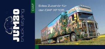DA FEdles Zubehör für den DAF XF105 - Jumbo-Fischer