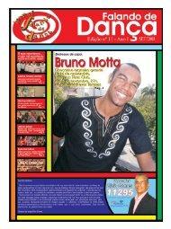 Ed. 011 - Agenda da Dança de Salão Brasileira