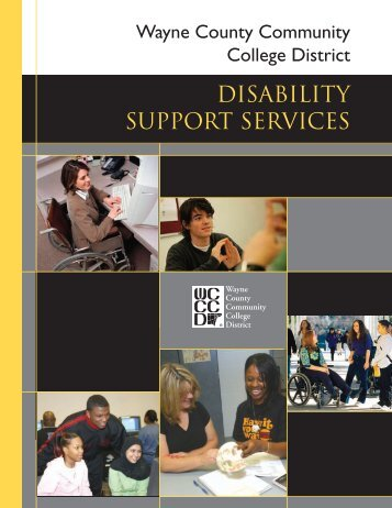 ACCESS Policy Handbook - Wayne County Community College