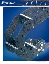 Lightweight Steel Cable Carrier - U.S. Tsubaki