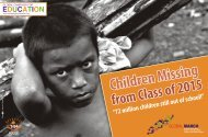 Class 2015-Brochure (FINAL).cdr - Global Campaign for Education