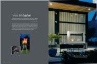 GI 1/2008 Feuer im Garten - haus-und-wohnen.ch