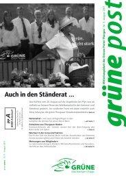 curau - Grüne Thurgau