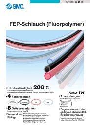 Serie - TH FEP-Schlauch