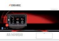 ZE-NC620D - Zenec