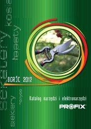 Download catalogue [10 MB] - Profix