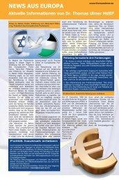 news aus europa 15-01-2009.pdf - Dr. Thomas Ulmer MdEP