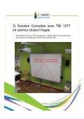 Préconisation TBI avec support Adjust-it - eInstruction - Page 4