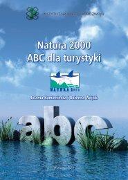 ABC dla turystyki - Natura 2000 a turystyka