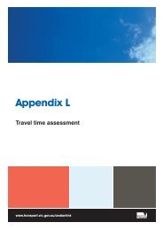 Travel Time Assessment (PDF, 902.9 KB, 8 pp.) - Department of ...