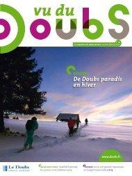 De Doubs paradis en hiver - Conseil général du Doubs