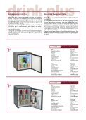 Minibar ad Assorbimento - Page 4