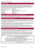 Energy Performance Certificate - Warmingham - Page 2
