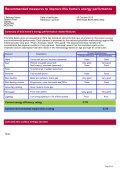 Energy Performance Certificate - Warmingham - Page 3