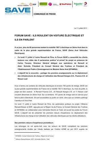 Forum Save Ils Roulent En Voiture A C Lectrique Et Schneider