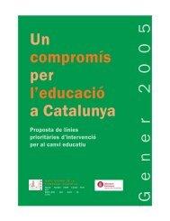 Un compromís per l'educació a Catalunya