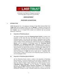 Attachment 1 - Lippo Malls Indonesia Retail Trust - Investor Relations