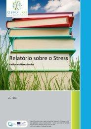 Relatório sobre o Stress - Sociedade Portuguesa de Inovação