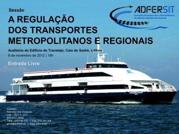 consulte o programa - Associação dos Portos de Portugal