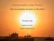 norplan - Energi Norge