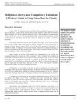 Religious Liberty and Compulsory Unionism ... - Mackinac Center - Page 7
