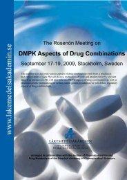 DMPK Aspects of Drug Combinations
