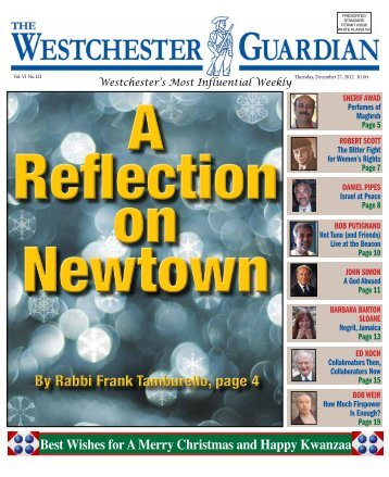 read The Westchester Guardian - December 27, 2012 ... - Typepad