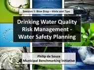 Water Safety Planning - MILE