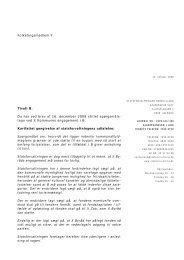Folketingsmedlem Y Tivoli B. Du har ved brev af ... - Statsforvaltningen