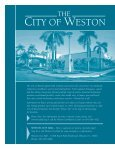99848 Weston Guide_PRINT - City of Weston - Page 2