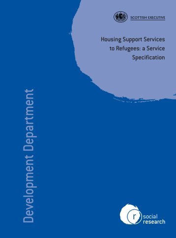 A Service Specification - Institute of Race Relations