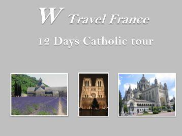 Présentation PowerPoint - w travel france