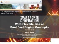 Smart Power Generation - Carilec