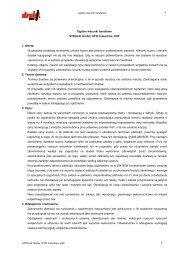 Ogólne warunki handlowe - STRULIK GmbH