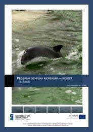 Program ochrony morświna - WWF