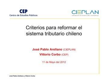 Presentación del proyecto - Centro de Estudios Públicos