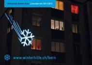 2011/2012 (PDF) - Winterhilfe Schweiz
