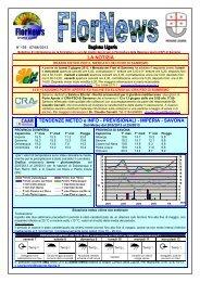 FlorNews 155 - Agriligurianet
