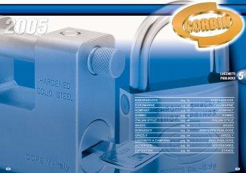 EUROPADLOCK EUROPADLOCK EUROMARINE ... - BW Hardware
