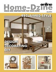 DIY dressing table - kitchen trends - Home-Dzine