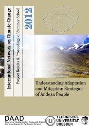 INCA Proceedings 2012 - Technische Universität Dresden