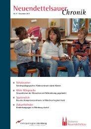 Chronik 4/2011 - Diakonie Neuendettelsau