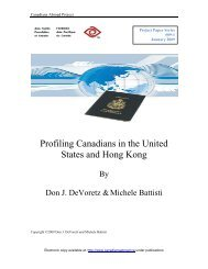 Read the full report - Asia Pacific Foundation of Canada