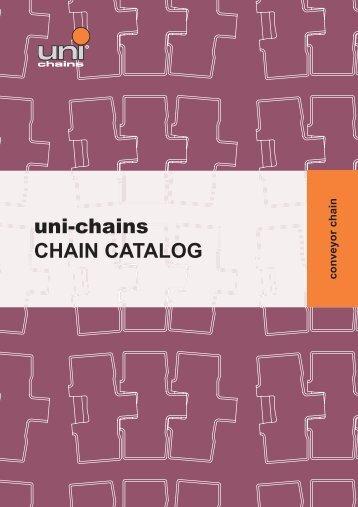 uni-chains CHAIN CATALOG