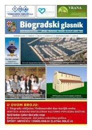 Biogradski glasnik - broj 55 - Grad Biograd na Moru