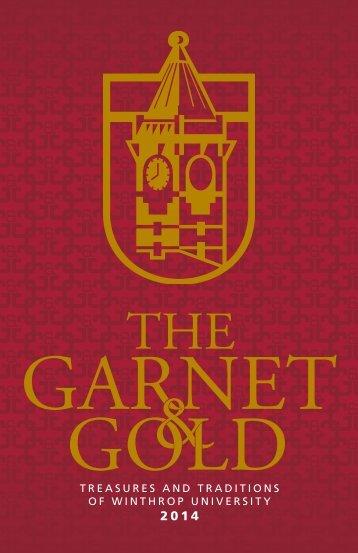 Garnet and Gold Book - Winthrop University