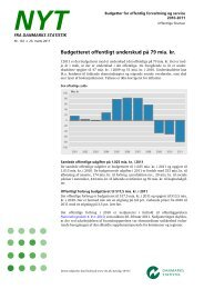 Nr. 132:2011 - Danmarks Statistik