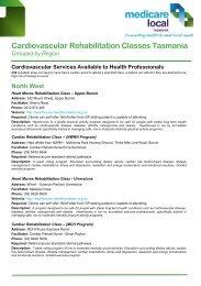 Download - Tasmania Medicare Local
