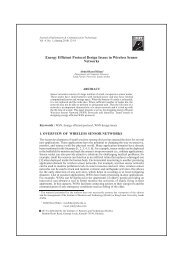 Energy Efficient Protocol Design Issues in Wireless Sensor Networks