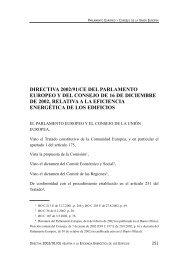 directiva 2002/91/ce del parlamento europeo y del consejo de 16
